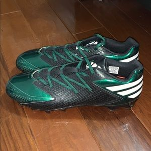 NWOT adidas Men's Ironskin Football Cleats✨
